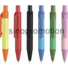 2015 promocional Eco Mini retrátil papel caneta nova (YM043)