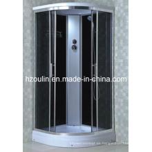 Cabina de lujo completa del cubículo de la caja de la casa de la ducha de vapor (AC-61-90)