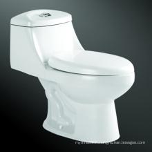 Meilleure vente toilettes sanitaires One Piece Water Closet toilettes