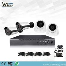 Keamanan CCTV 4chs 4.0MP HD DVR Kit
