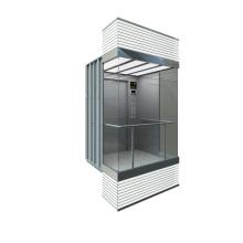 Glass Sightseeing Observation Elevator