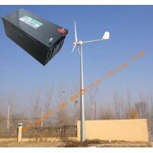 10kw Wind Power Generator System für Haus oder Farm Gebrauch Off-Grid System GEL BATTERY 12V200AH