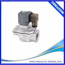 2/2-Wege-Solenoid-Steuer-Legierungsmaterial Pneumatisches Pulse-Jet-Ventil