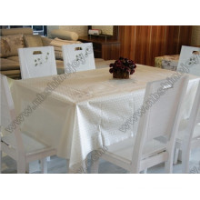Fancy High Quality Jacquard Table Cloth