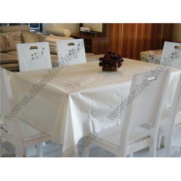 Fancy High Quality Jacquard Table Cloth