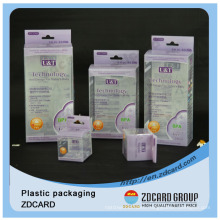 Printed Promotional Clear PVC Gift Box/Plastic Gift Box