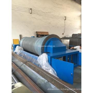 Высокоскоростная секционная сновальная машина для водоструйных и воздушно-струйных ткацких станков