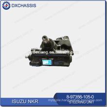Genuine NPR 600P Steering Gear 8-97356-105-0