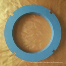 Dressage rotatif des meules diamant et CBN