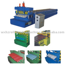 The Series of Roof  Panel Roll Foaming machine