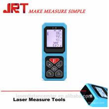 Herramienta de medición del metro de la distancia del laser del telemetro de los 60m
