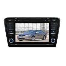 Автомобильный DVD-плеер для Windows CE на 2014 год Skoda Octavia (TS8972)