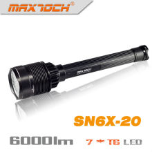Maxtoch SN6X-20 Super Bright 6000 Lumen LED Strong Flashlight