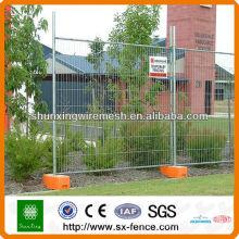 Hot dip galvanized Temporary Fence - Anping Shunxing