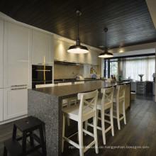Küchenmöbel Design Holzfurnier Küchenschrank