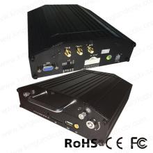 4-канальный 720p HD Bus Мобильный DVR с 4G GPS WiFi
