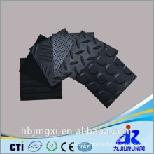 All Kinds of Patterns Anti Slip Rubber Sheet / Mat