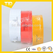 High brightness and excellent pvc reflective sheeting