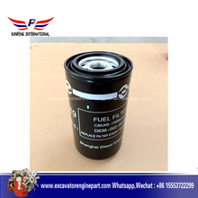 Shangchai D6114 Engine Parts Fuel Filter D638-002-02