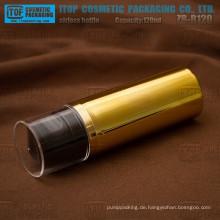 ZB-B120 120ml einzelne Schicht deckend oder klare Soem-Service unter der Voraussetzung stabiler Pumpe Funktion 4 oz luftlose Flasche