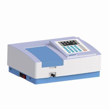Biobase Laboratory Espectrofotómetro de haz único UV / Vis