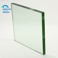 5mm 6mm double tempered laminated glass