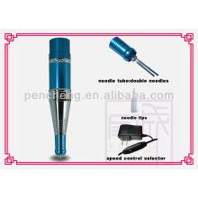Great professional lip shade permanent tattoo machine kit