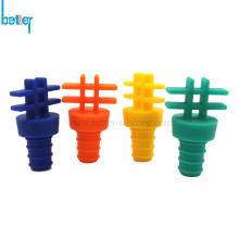 Food Grade Silicone Rubber Wine Bottle Stopper Cap