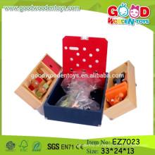 OEM & ODM Kids Tool Box Brinquedos, Moda Wooden Tool Toy Box, Educational Tool Toy Box
