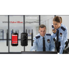 Police Officer 3G Rugged Phone
