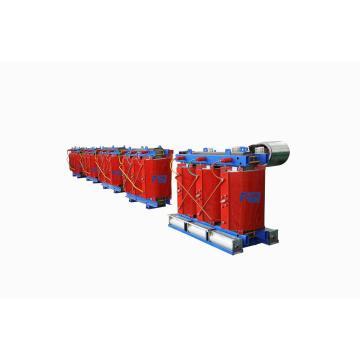 Transformateur de générateur de 3 phases dans la centrale électrique