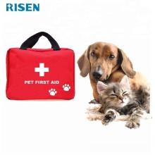 Trousse d'urgence médicale pour chien durable pour animaux de compagnie