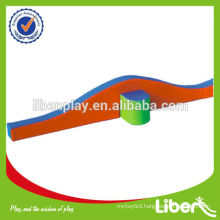 High quality Indoor Soft Play Foam Balance Beam for toddlers LE.RT.002