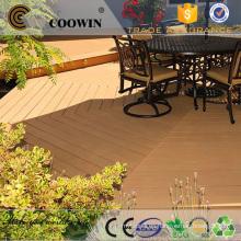Edificio de coowin de la alta calidad del jardín de jardín con decking compuesto