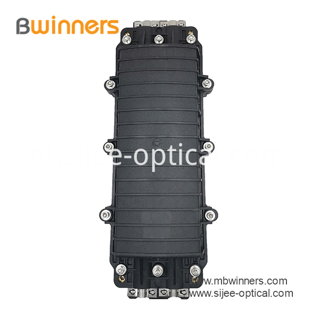 Outdoor Fiber Optic Splice Closure