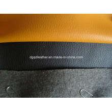 High Quality Furniture Semi-PU Leather (QDL-FS046)