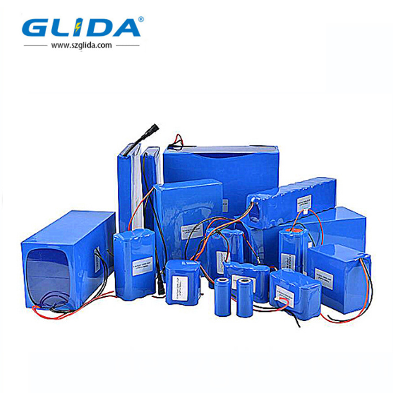 Lithium Polymer Rechargeable Battery Pack