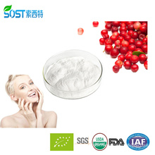 100% pure narural alpha arbutin powder for food supplement