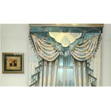 China cortina de terylene cortina da cortina do sol da tela