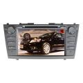 Четырехъядерных андроид 4.4.4 автомобиль DVD аудио видео навигации Toyota Camry 2006-2011 авто автомагнитолы с GPS