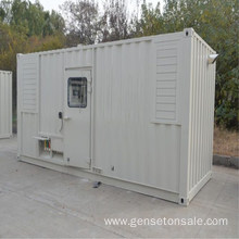 Mitsubishi Engine Container Type Generator Set (ETMG1500)