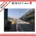 Uvss Portable Under Vehicle Surveillance System with driver face capture camera