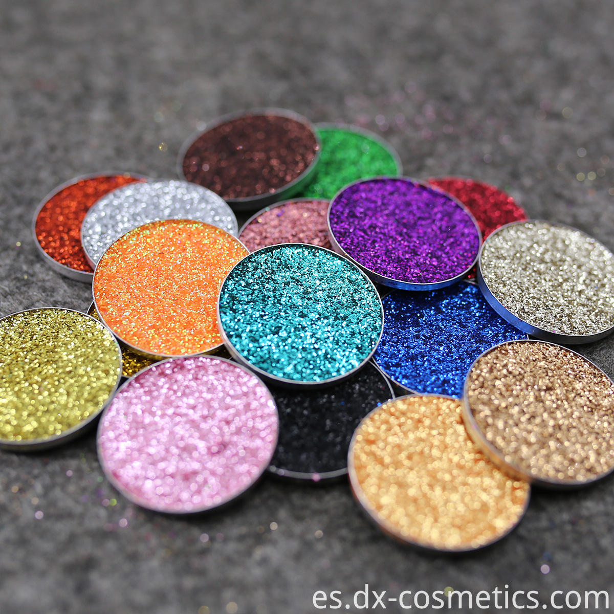 6 Colors beauty Gligger Eye Shadow 4