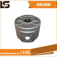 Acessórios de fundição sob pressão para capa de máquina de costura industrial usada