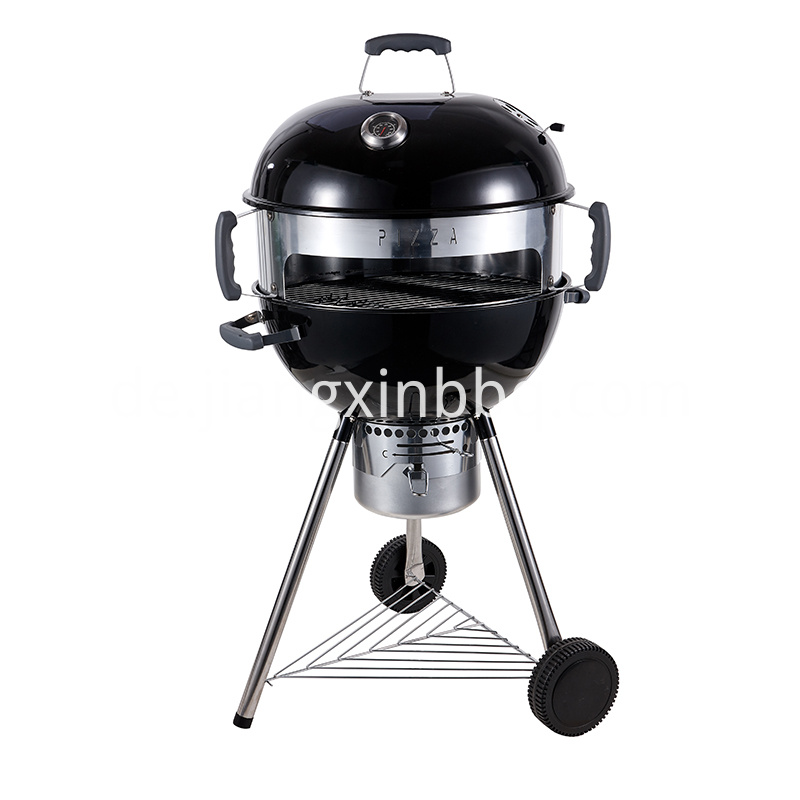 22 5 Pizza Style Charcoal Bbq Grill