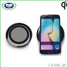 Portable High Quality Qi Wireless Phone Charger for Samsung Wireless Charger