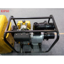 6-Zoll-Einzelstufen-Zentrifugal-Rücklauf Start Diesel-Wasserpumpe für die Bewässerung Verwendung (KDP60HC)