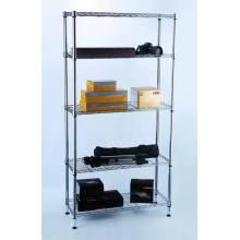 DIY Cubierta de exhibición del libro del metal del cromo para el hogar / la oficina (LD9035180A5C)