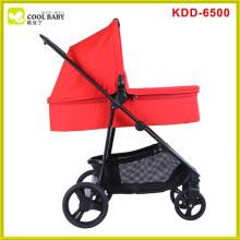 Novo design austrália carrinho de bebê duplo padrão