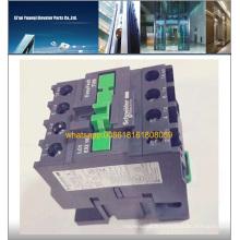 Contacteur d'ascenseur LC1-E3210M5N AC220V électricien d'ascenseur